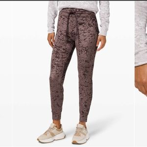 NWT Lululemon Ready to Crush Jogger French…